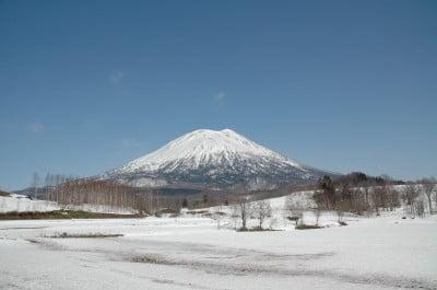 Invierno en Japón