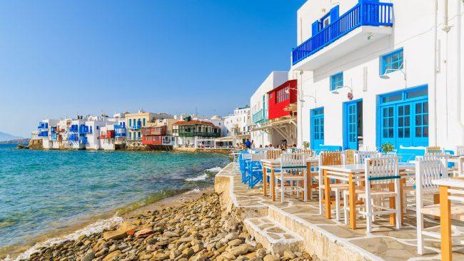 Isla de Mykonos, Grecia