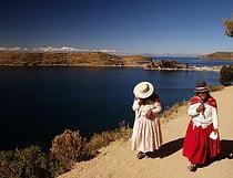 Foto de la Isla del Sol, Lake Titicaca