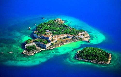 Isla Spinalonga, Creta