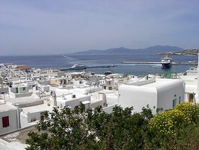 islas griegas crucero