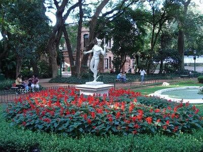 Jardín Botánico de Buenos Aires, Argentina
