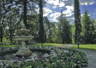 Jardín del Historic House and Garden