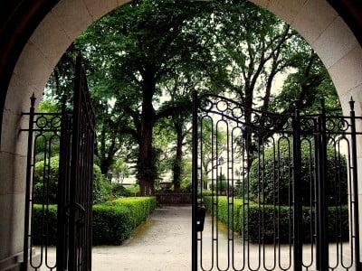 La capital de el salvador for Jardin 81 san carlos
