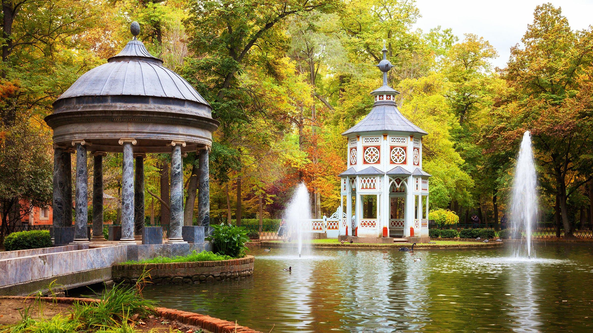 Jardines del pr ncipe aranjuez for Restaurante jardin del principe en aranjuez