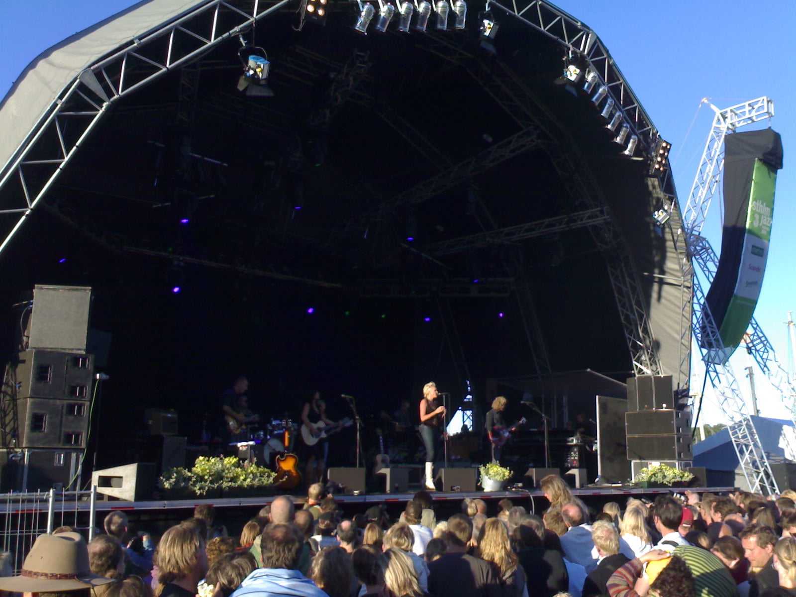 Jazz en Estocolmo