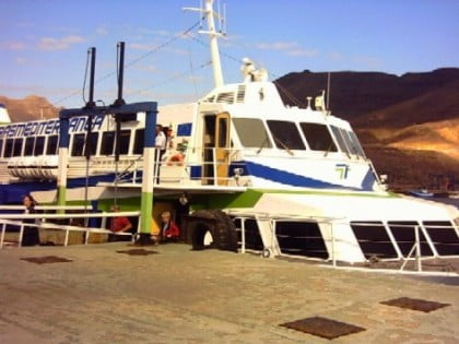 Jet-foil en Fuerteventura
