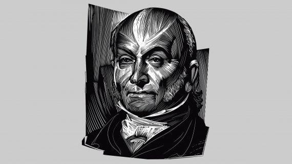 John Quincy Adams: sexto presidente de EE.UU.