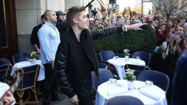 Justin Bieber: unha estrela de orixe canadense