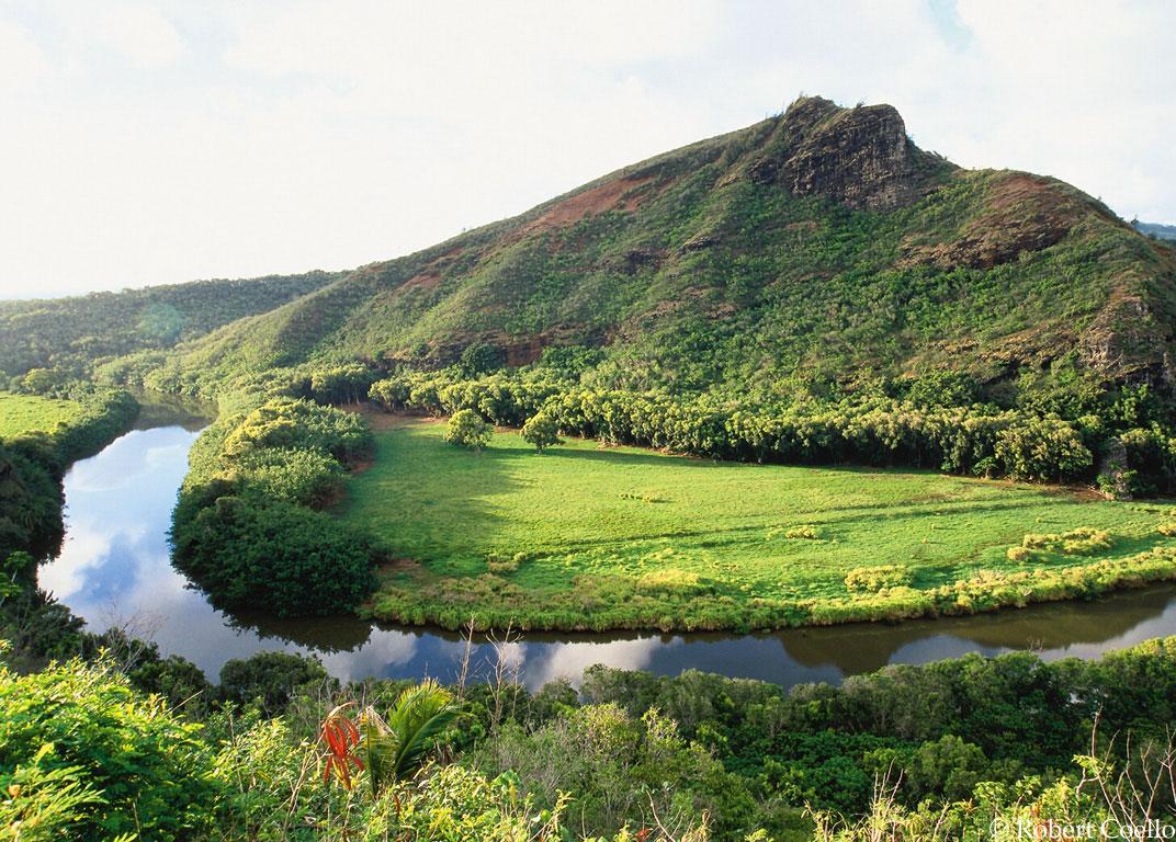 Kauai en Hawaii