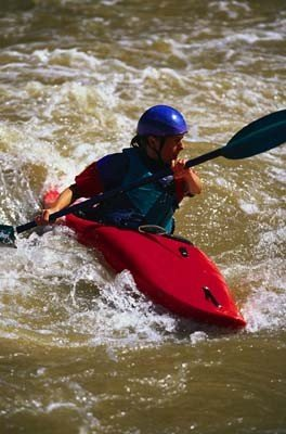 Kayak en Asturias
