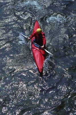 Kayak en Cantabria