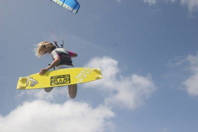 Kite-surf en Sotavento