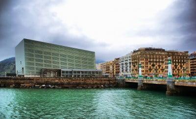 Kursaal en San Sebastián
