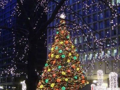 la Navidad en Suiza