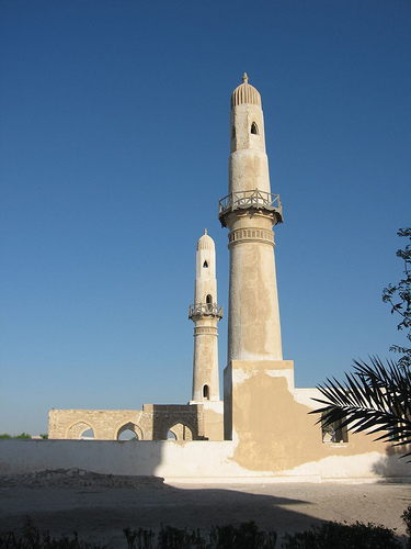 La Antigua Mezquita de Khamis