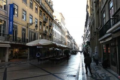 La Baixa Lisboa