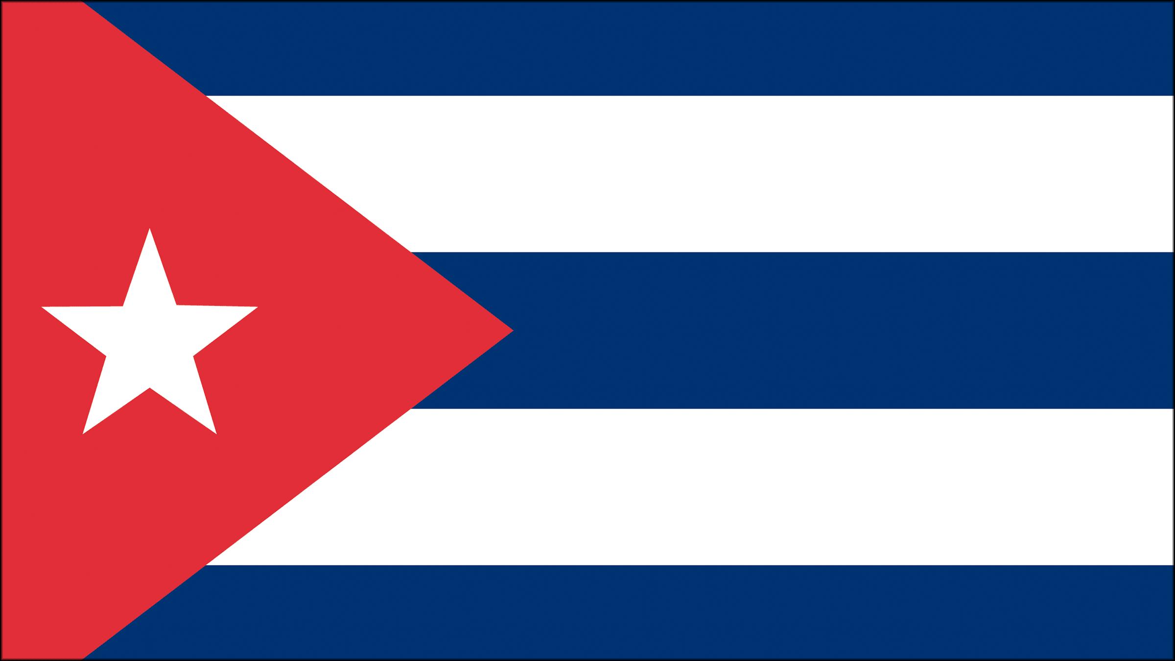 La Bandera De Cuba En La Actualidad
