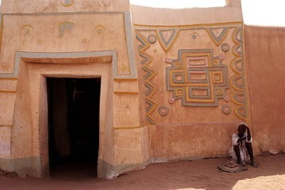 La capital de Burkina Faso Uagadugú