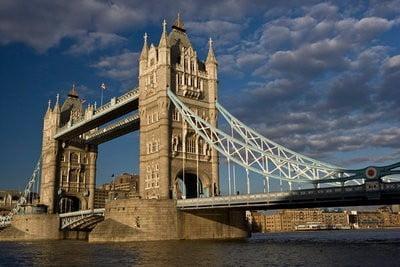 La capital de Inglaterra la Torre de Londres