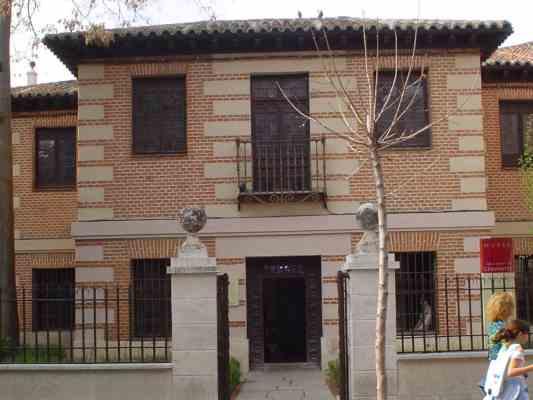 Foto de La Casa Natal de Cervantes, Alcala