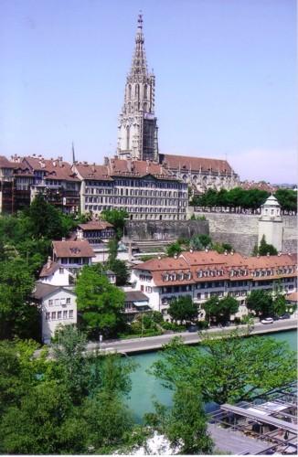 Foto de La catedral de Berna, Suiza