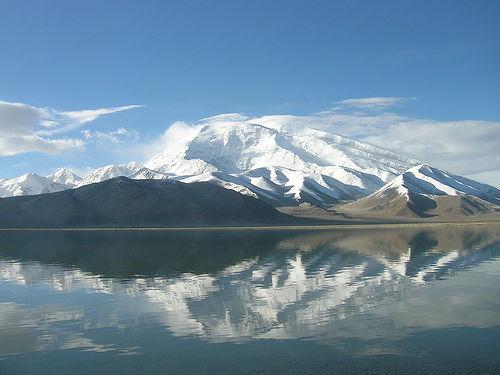 La Cordillera de Tajikistan