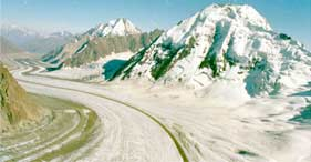 La Cordillera del Pamir, Tajikistan