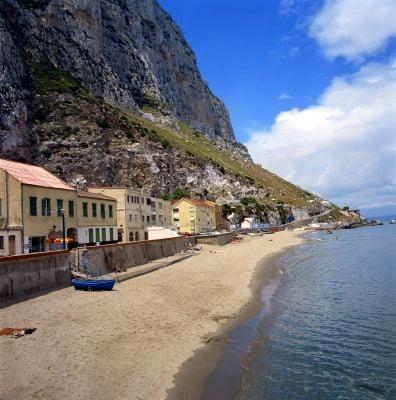 La costa catalana playa