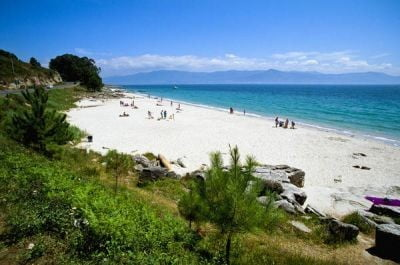 La costa en Galicia