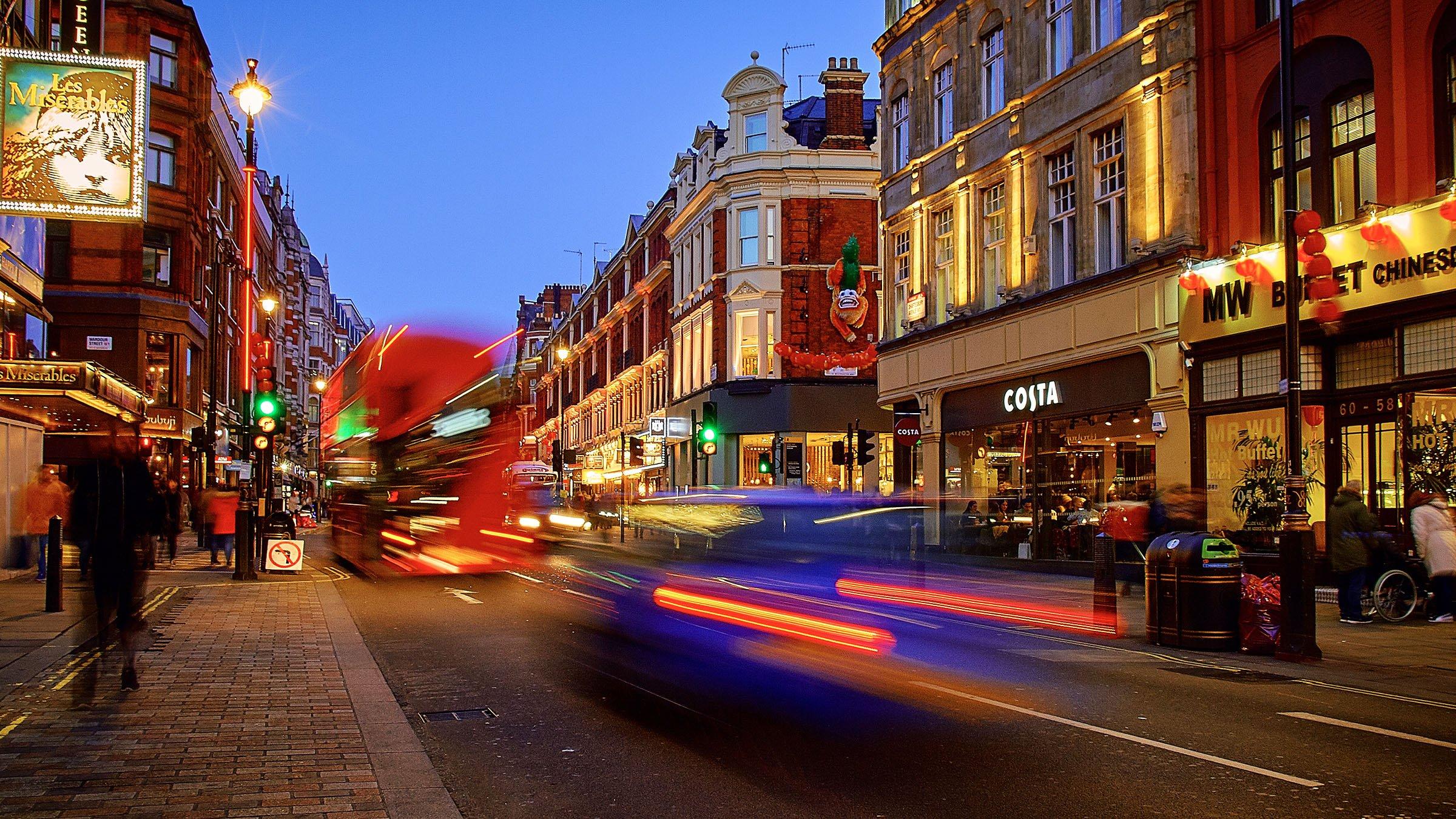 La cultura en Inglaterra ciudad de Londres