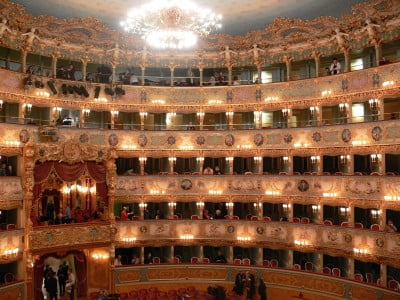 La Fenice de Venecia