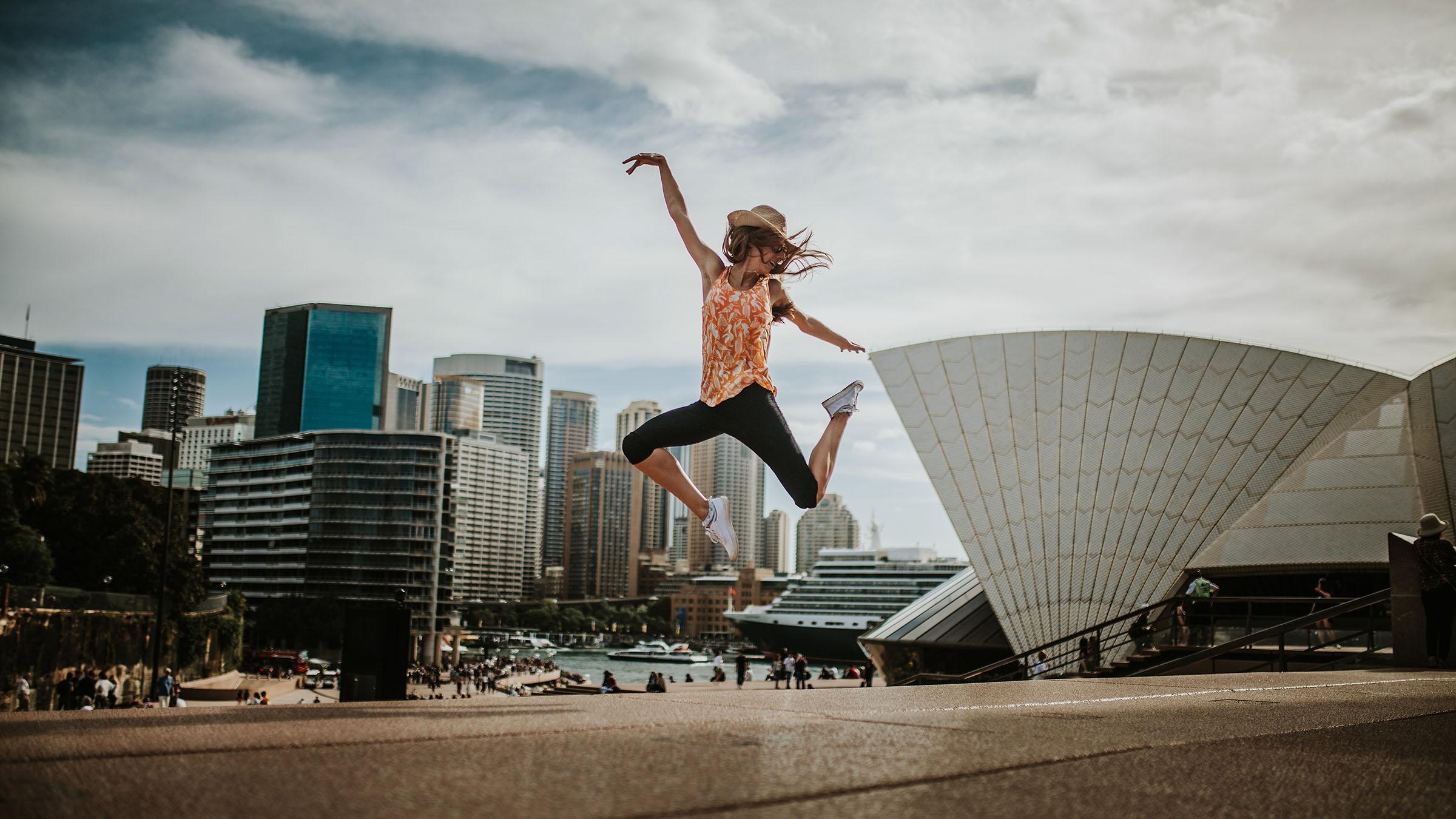 La forma de vida larrikin en las ciudades de Australia