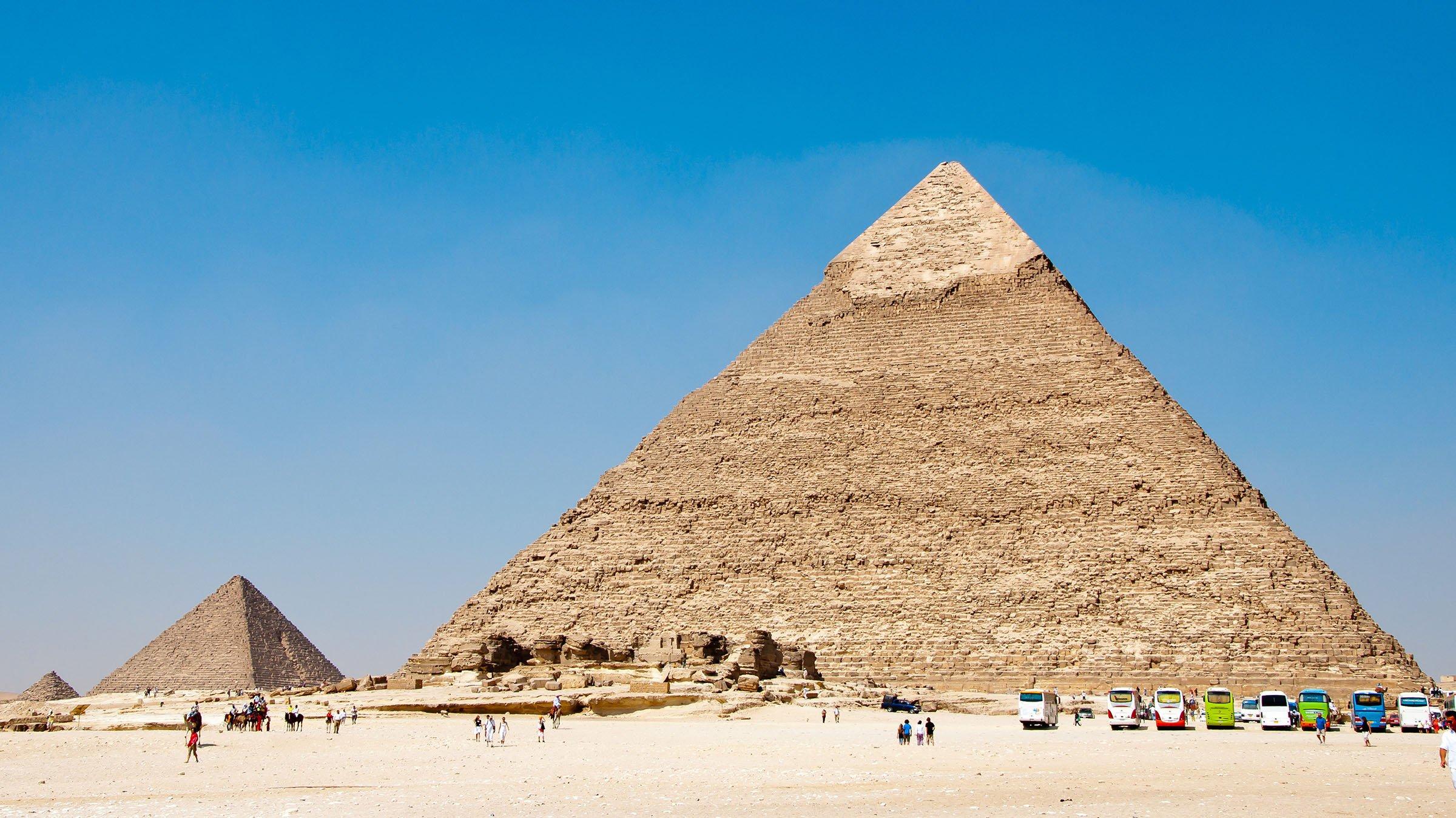 La arquitectura egipcia caractersticas y principales ejemplos