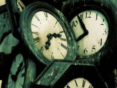 la hora de París
