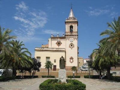 La iglesia de San Pedro de Huelva