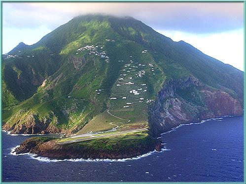 La Isla de Saba