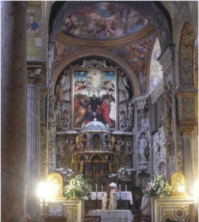 La Martonara en Palermo, Sicilia