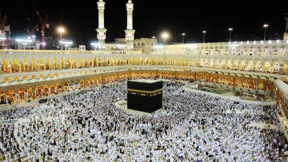 La Meca, región del Hiyaz, Arabia Saudí