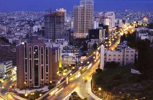 La metropoli de Jordania