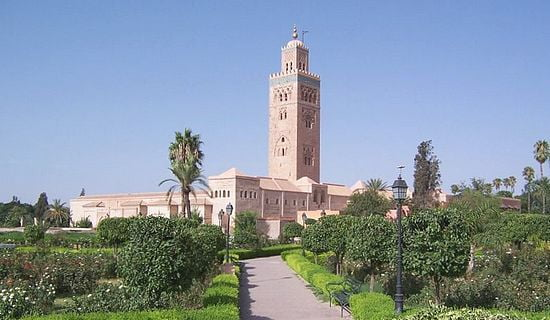 la-mezquita-de-koutoubia-ciudad-marrakech