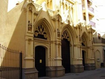 Resultado de imagen de iglesia milagrosa huelva