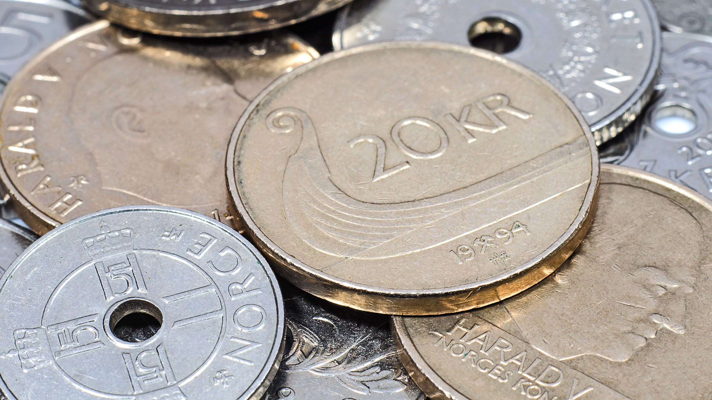 La moneda de Noruega