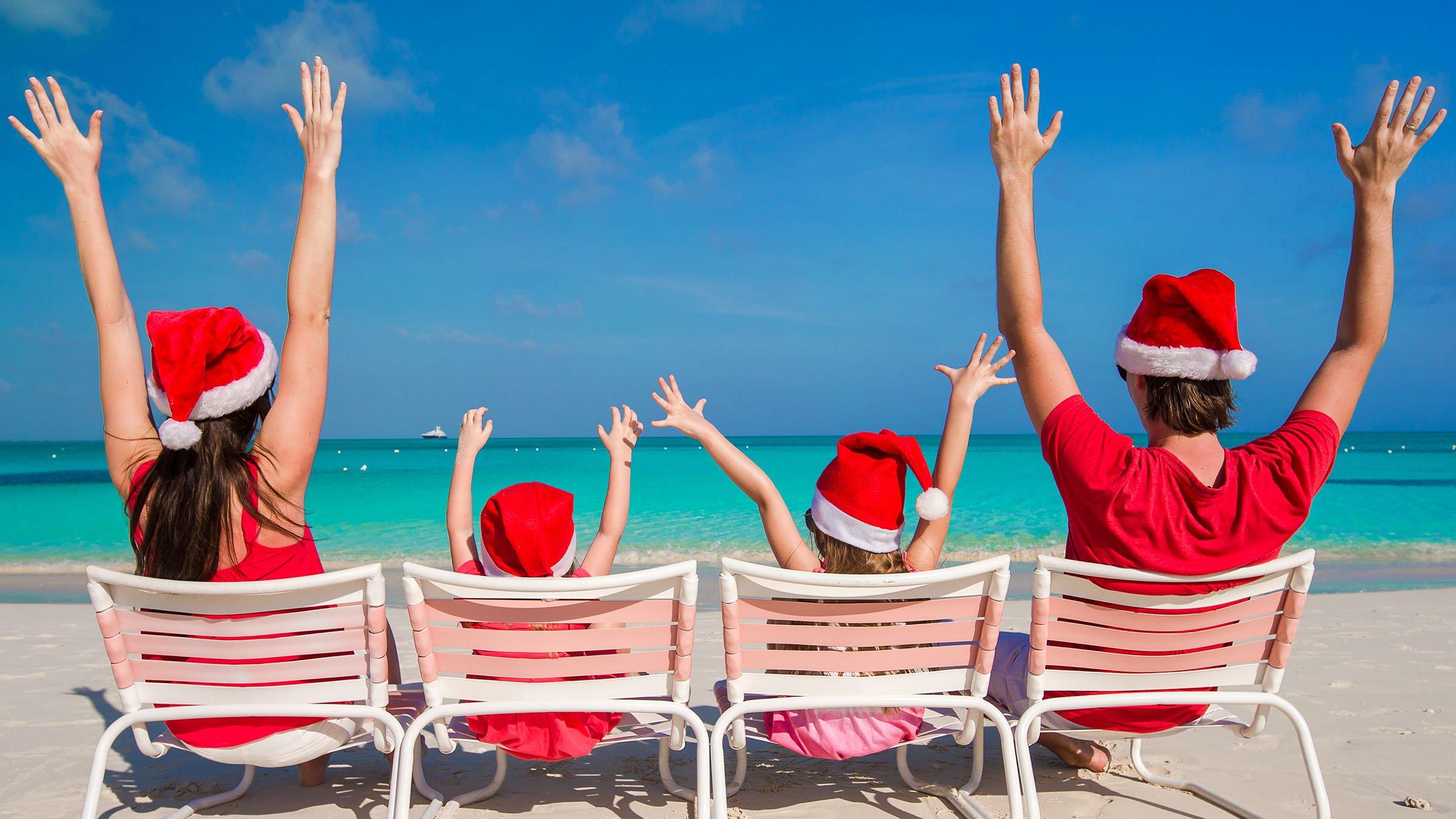 La Navidad en Argentina y las vacaciones de verano