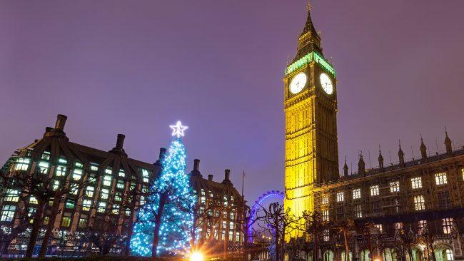 La Navidad en Londres: una época mágica