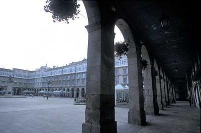 La Plaza de María Pita