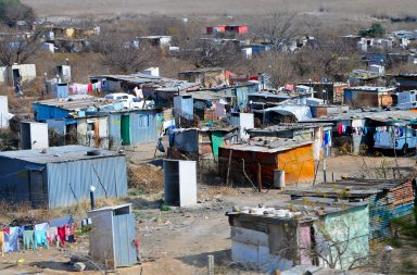 La pobreza a nivel mundial