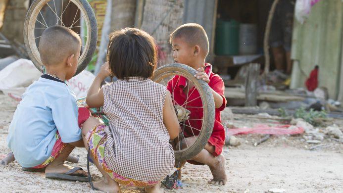 La pobreza extrema en zonas rurales