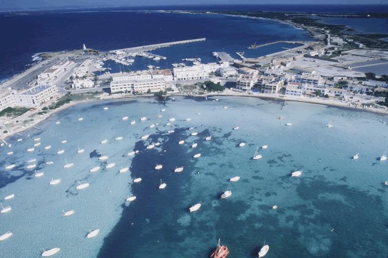 La Savina en Formentera