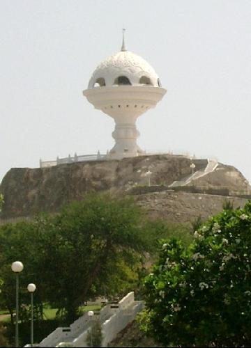 La Torre del Relog, Oman